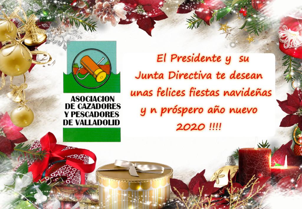 2020 AVACAP FELICITACION NAVIDEÑA PARA SOCIOS